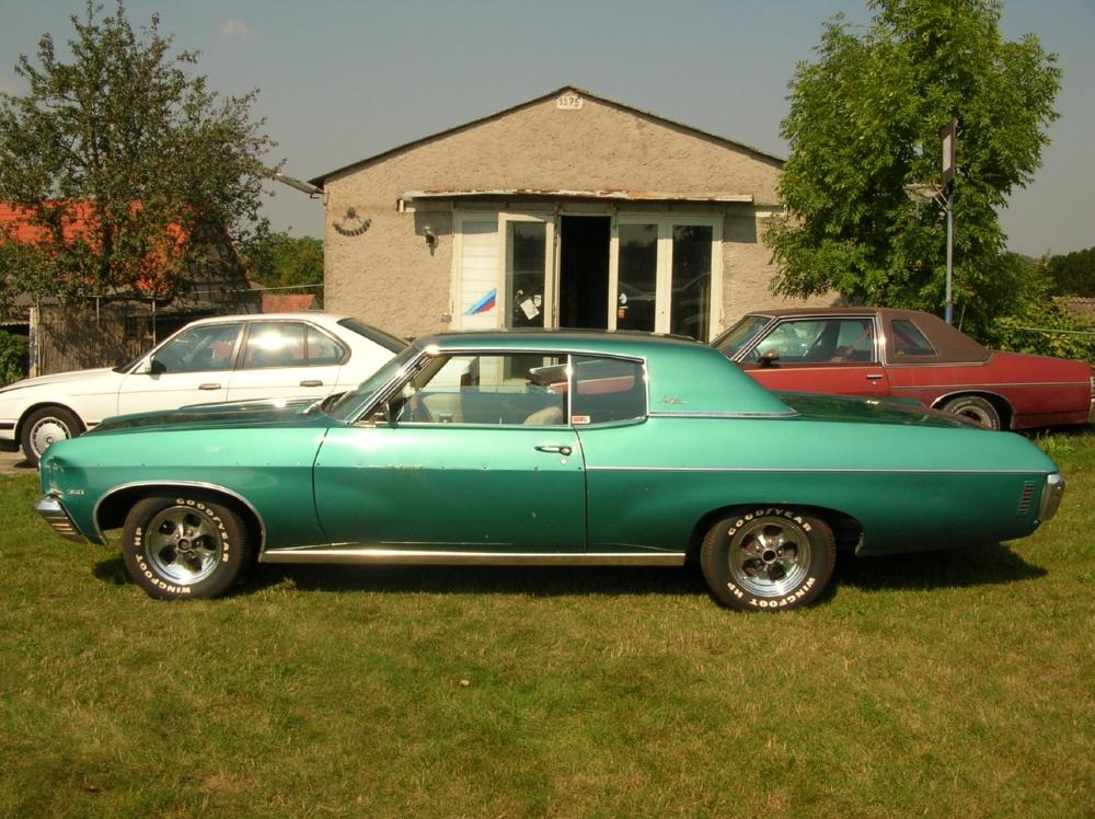 70 Chevy Impala